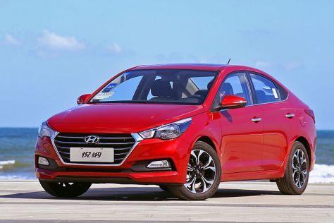 Презентация нового Hyundai Solaris в спецификации для России состоится в начале февраля.