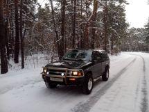 Chevrolet Blazer 1996 отзыв владельца | Дата публикации: 08.04.2016