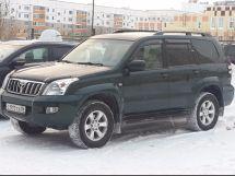 Toyota Land Cruiser Prado 2006 отзыв владельца | Дата публикации: 30.01.2017