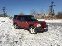 Land Rover Discovery 2008 отзыв владельца   Дата публикации: 06.01.2017