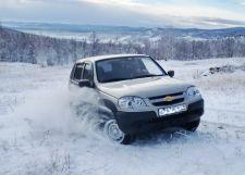 Chevrolet Niva 2013 отзыв владельца | Дата публикации: 12.01.2017