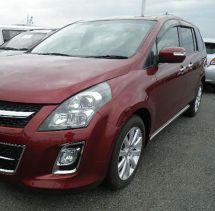 Mazda MPV 2009 отзыв владельца | Дата публикации: 12.01.2017