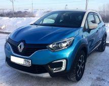 Renault Kaptur 2016 отзыв владельца   Дата публикации: 14.01.2017