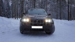 BMW X3 2008 отзыв владельца | Дата публикации: 17.01.2017