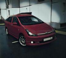 Toyota Wish 2003 отзыв владельца | Дата публикации: 18.01.2017