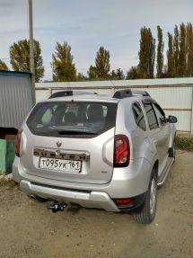 Renault Duster 2016 отзыв владельца | Дата публикации: 20.01.2017