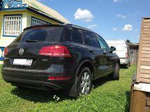 Volkswagen Touareg 2011 отзыв владельца | Дата публикации: 20.01.2017