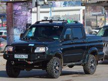 УАЗ Патриот Пикап 2013 отзыв владельца | Дата публикации: 20.01.2017