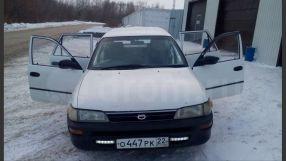 Toyota Corolla 1992 отзыв владельца   Дата публикации: 21.01.2017