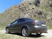 Mazda Mazda6 2006 отзыв владельца | Дата публикации: 21.01.2017