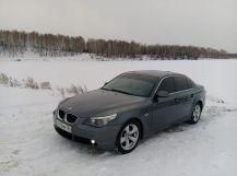 BMW 5-Series 2004 отзыв владельца | Дата публикации: 22.01.2017