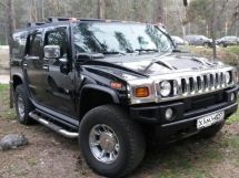 Hummer H2 2005 отзыв владельца | Дата публикации: 23.01.2017