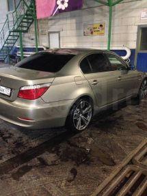 BMW 5-Series 2008 отзыв владельца | Дата публикации: 24.01.2017