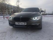 BMW 3-Series 2013 отзыв владельца | Дата публикации: 24.01.2017