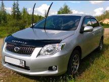 Toyota Corolla Axio 2008 отзыв владельца | Дата публикации: 27.01.2017