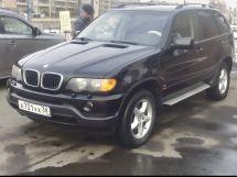 BMW X5 2002 отзыв владельца | Дата публикации: 31.01.2017
