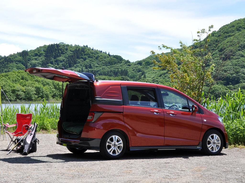 Продажа Honda Freed Spike- kochubeevskoedromru