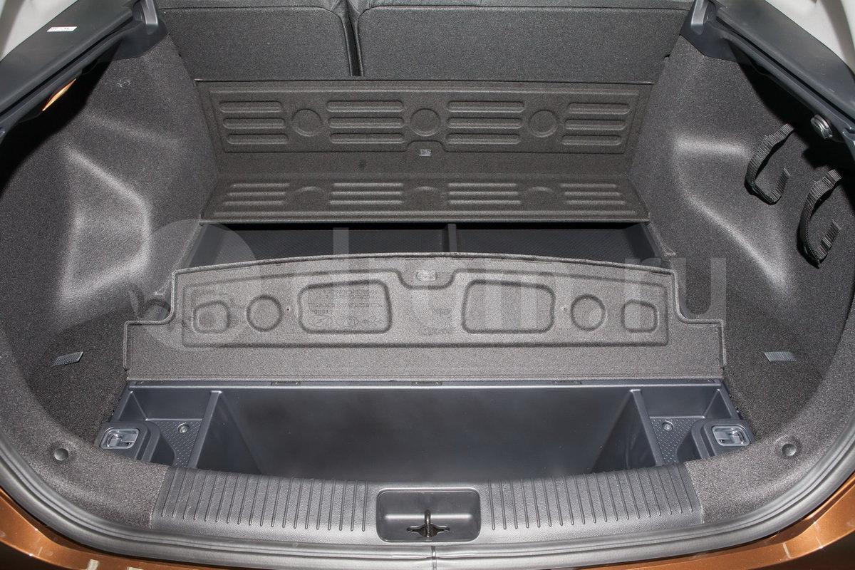 Ящик в багажнике: да
