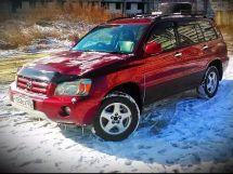 Toyota Kluger V 2004 отзыв владельца | Дата публикации: 05.05.2016