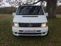 Mercedes-Benz Vito 1998 отзыв владельца | Дата публикации: 20.02.2017