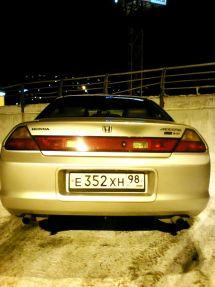 Honda Accord 1999 отзыв владельца | Дата публикации: 12.02.2017