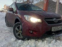 Subaru XV 2013 отзыв владельца | Дата публикации: 20.02.2017