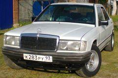 Mercedes-Benz 190 1989 отзыв владельца | Дата публикации: 20.02.2017