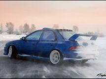 Subaru Impreza WRX STI 1998 отзыв владельца   Дата публикации: 21.02.2017