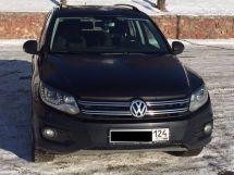 Volkswagen Tiguan 2011 отзыв владельца | Дата публикации: 24.02.2017