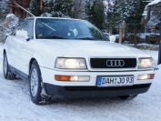 Audi Coupe, 1993