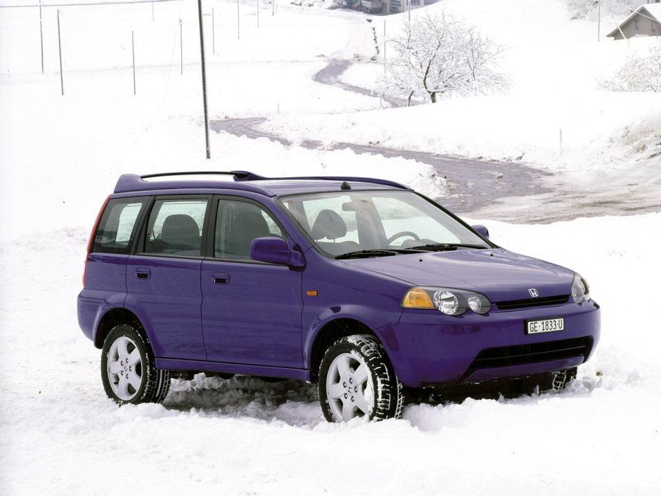 Honda - Hr-v - Технически характеристики, Разход на гориво