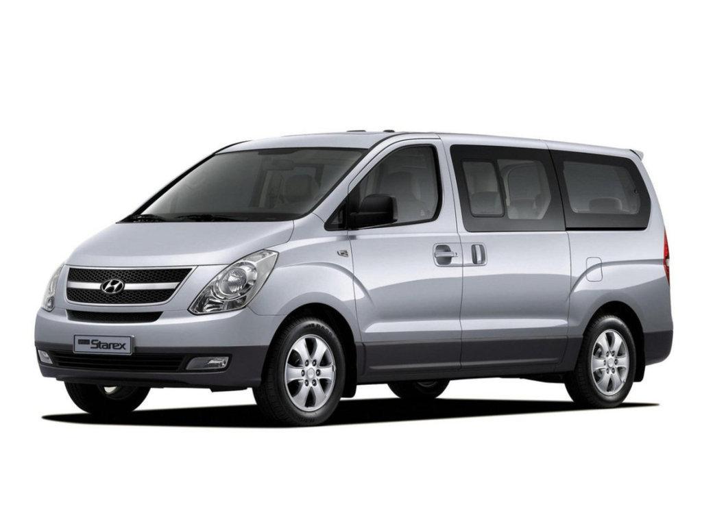 микроавтобус hyundai grand starex расход топлива
