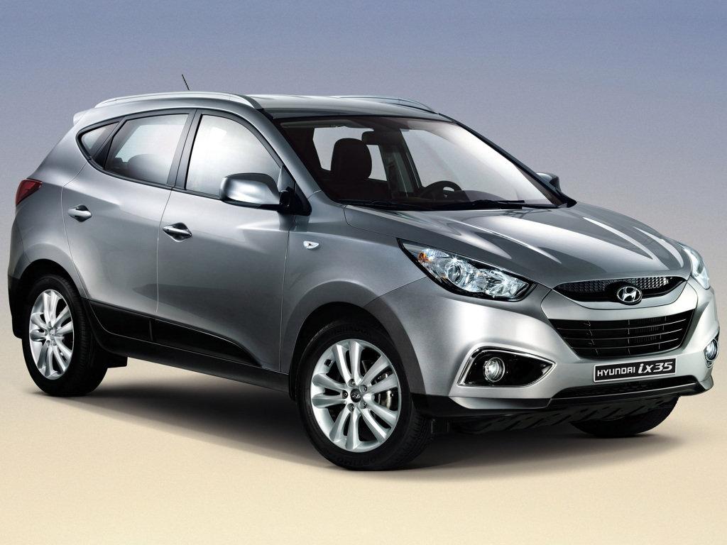 технические характеристики бензин hyundai ix35