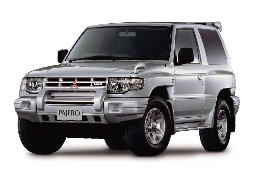 Mitsubishi Pajero 1997 - 1999