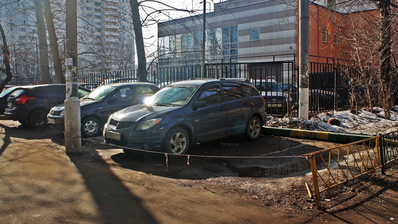 схема парковочных мест параллельно проезду