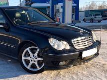 Mercedes-Benz C-Class 2006 отзыв владельца | Дата публикации: 28.06.2016
