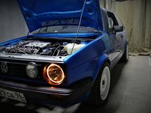 Volkswagen Golf 1986 отзыв владельца | Дата публикации: 27.07.2016