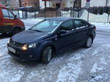 Volkswagen Polo 2012 отзыв владельца | Дата публикации: 23.01.2017
