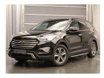 Hyundai Grand Santa Fe 2015 отзыв владельца | Дата публикации: 31.01.2017