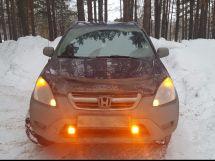 Honda CR-V 2002 отзыв владельца | Дата публикации: 01.03.2017