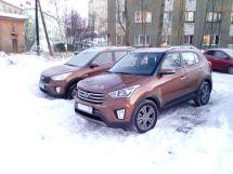 Hyundai Creta 2016 отзыв владельца | Дата публикации: 02.03.2017