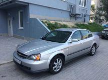 Chevrolet Evanda 2004 отзыв владельца | Дата публикации: 03.03.2017