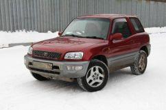 Toyota RAV4 1998 отзыв владельца | Дата публикации: 03.03.2017