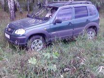 Chevrolet Niva 2010 отзыв владельца | Дата публикации: 06.03.2017