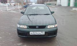 Mazda Capella 1998 отзыв владельца | Дата публикации: 07.03.2017
