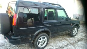 Land Rover Discovery 2003 отзыв владельца   Дата публикации: 09.03.2017