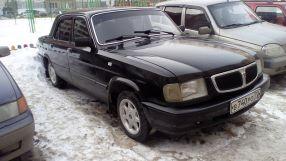 ГАЗ 3110 Волга 2001 отзыв владельца | Дата публикации: 13.03.2017