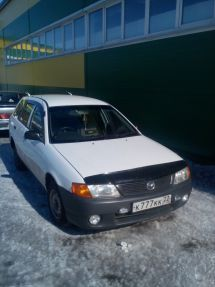 Mazda Familia 2000 отзыв владельца | Дата публикации: 13.03.2017