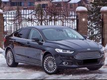 Ford Mondeo 2016 отзыв владельца | Дата публикации: 18.03.2017
