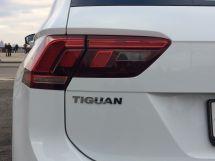 Volkswagen Tiguan 2017 отзыв владельца | Дата публикации: 19.03.2017